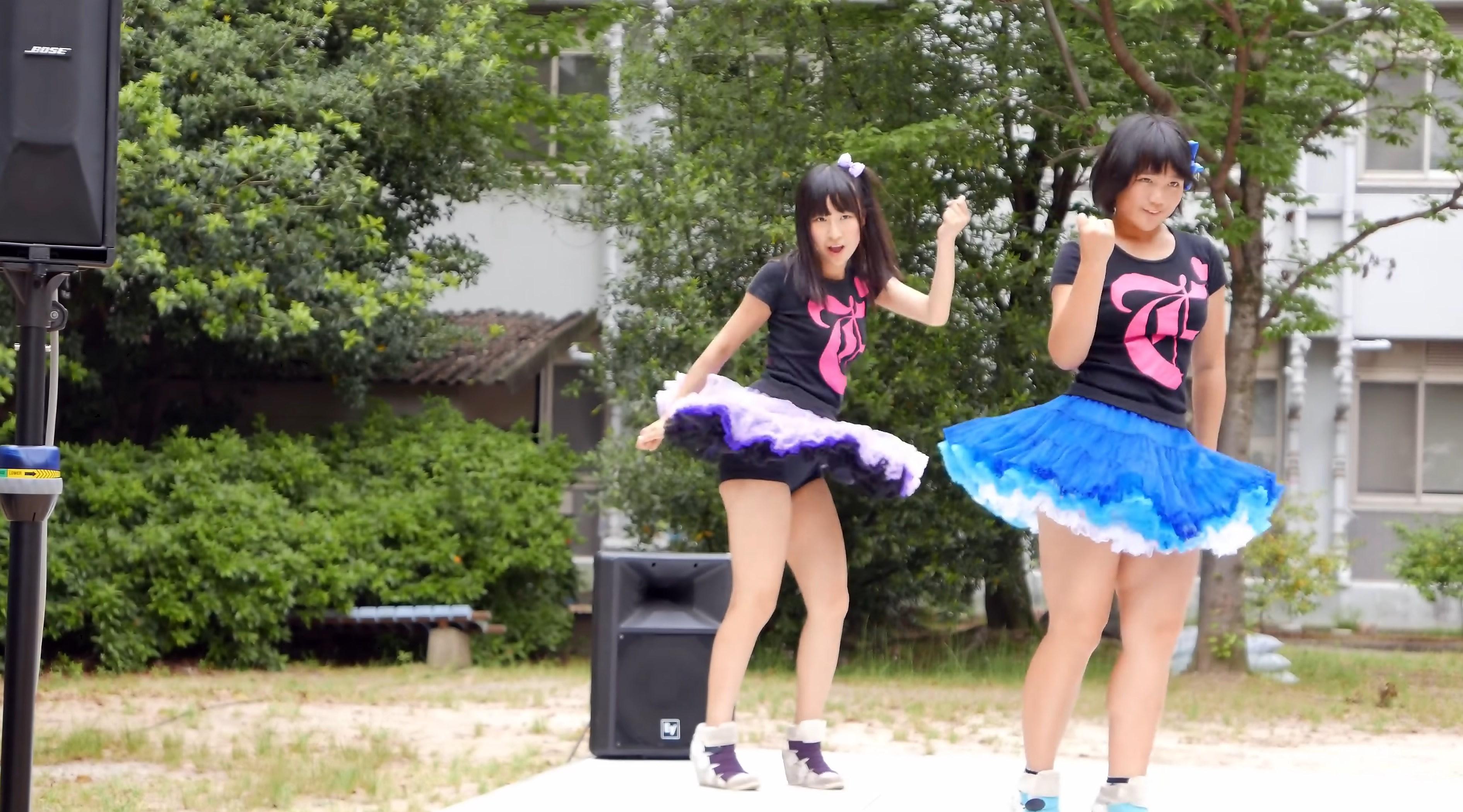 超美少女なJKアイドルがブルチラ連発の神動画