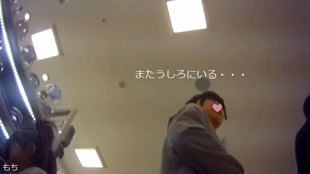 [FHD]私服女子の逆さ撮り(Part21)