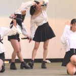 激しいパフォーマンスでブラチラを披露しまくってくれる福岡ローカルアイドルさんのえちえちライブ動画