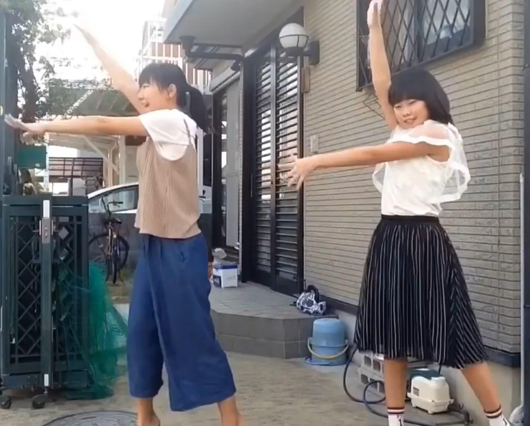 胸の辺りが気になる踊ってみた動画3本集めてみた!
