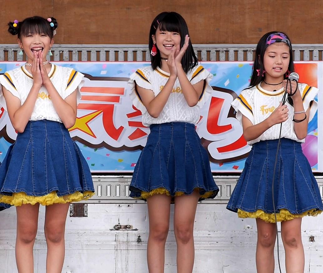 【YouTube】富山発のマイナーアイドルのイベント4K動画