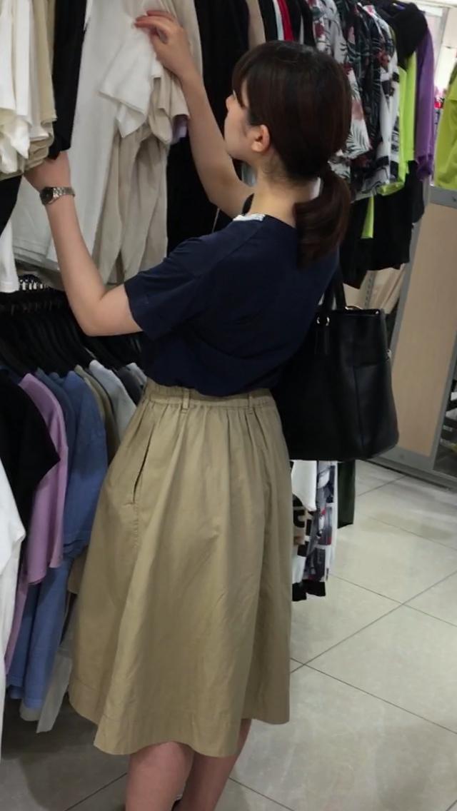 名無しの盗撮師:#195◯パンチラ三人女子リターンズ◯【レビュー】