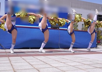 【FHD動画】チア6