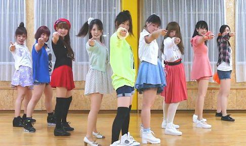 アイドル大好き女子サークルの踊ってみたパンチラ!