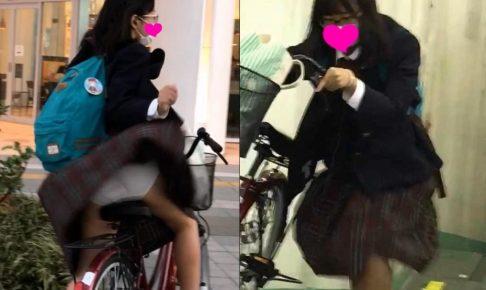 【オリジナル撮影】制服JK 風でスカートふわりPART1【動画】レビュー