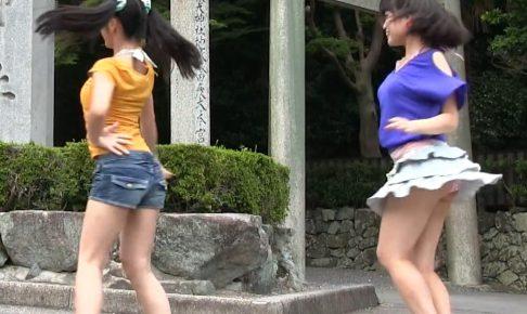 公式動画で見るご当地アイドルの水着&パンチラ