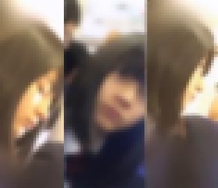 【購入特典あり】超絶かわいいロングスカートJK赤外線盗撮004【顔出し】
