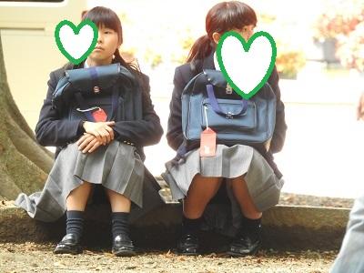 YUKI:Wパンチラ?黒パン?見せパン?(FHD)お座りCちゃん!!大変です!!パンツが見えてますよ特別編4