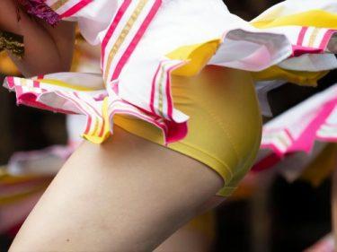 アンスコ泥棒 【写真高画質】チア10 アイドルよりkawaii女子大生チアPart.1~5【5本まとめてレビュー】