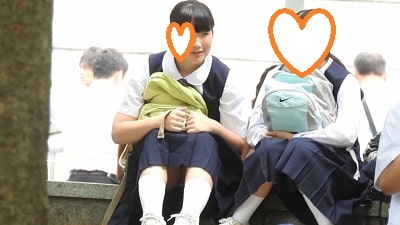 YUKI:素朴で可愛い!!当然白パン!!(FHD)お座りCちゃん!!大変です!!パンツが見えてますよ特別編9