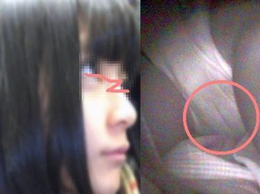 YMK:JK?J○?ロリ顔美少女赤外線盗撮逆さ撮り スジまでくっきり