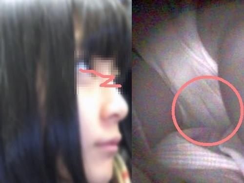 JK?J○?ロリ顔美少女赤外線盗撮逆さ撮り スジまでくっきり 画像つき詳細レビュー