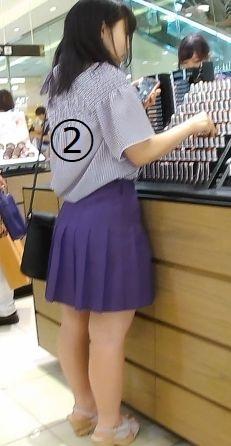 ぽるにか:かわいいお嬢さんたちの白パンツを拝見(No.5)【PALPIS】