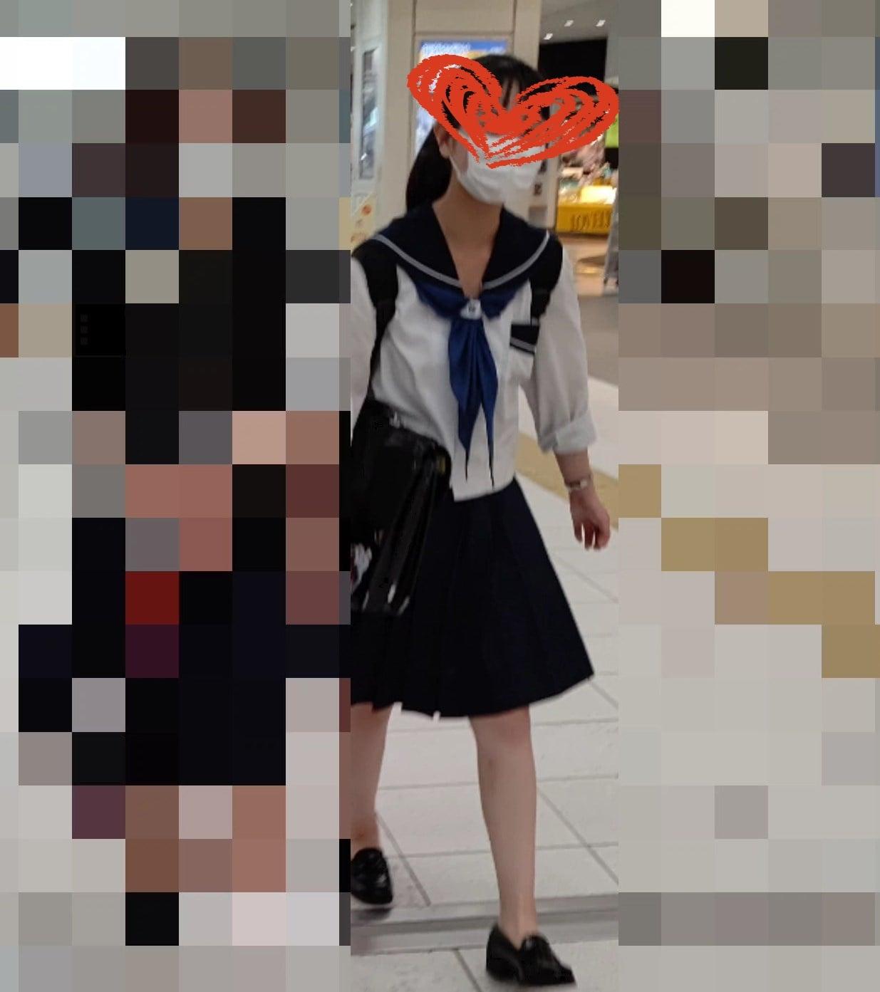愛の戦士007~ストーキングJK(優等生ガール)~画像つき詳細レビュー