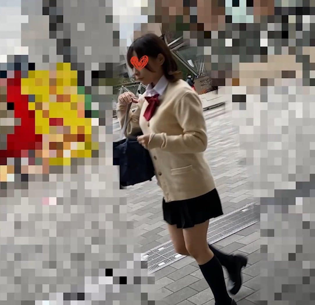 痴漢記録日記vol.56【3人目:上玉制服娘】画像つき詳細レビュー