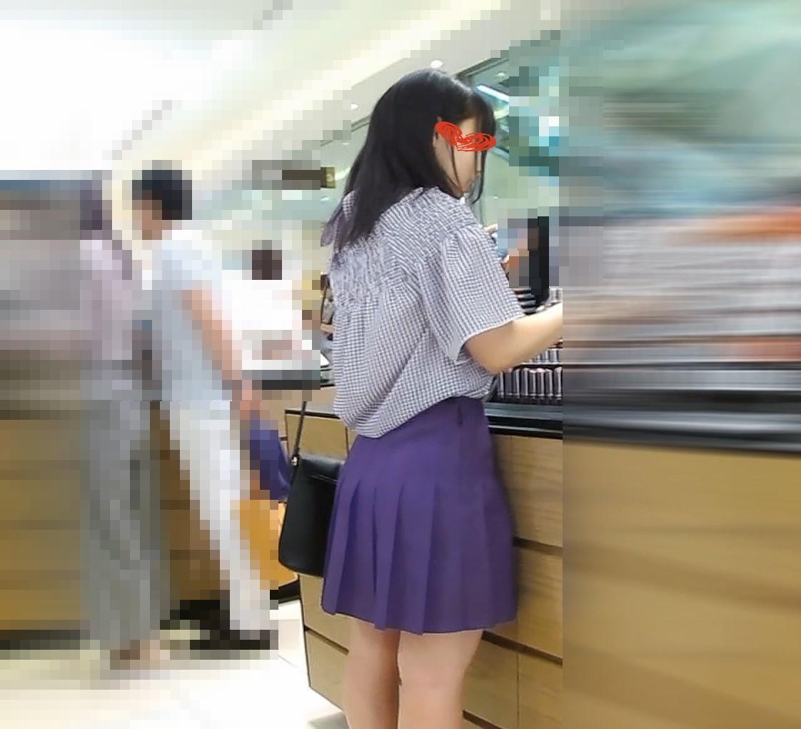 かわいいお嬢さんたちの白パンツを拝見(No.5)画像つき詳細レビュー