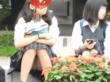 YUKI:大股開き!!黒パン?見せパン?(FHD)お座りCちゃん!!大変です!!パンツが見えてますよ特別編2