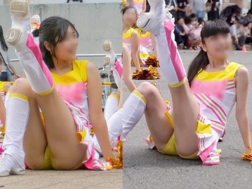 369151:【4Kチア】☆☆アイドルより可愛い!!JDチアダンス!4☆Part2☆