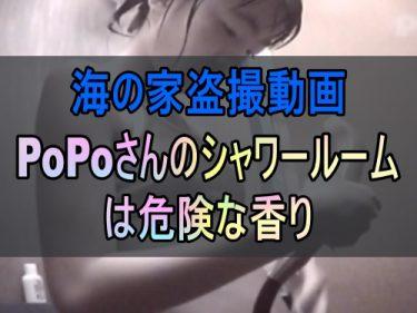 【無修正盗撮】PoPoさんのシャワールームは危険な香りとかいうシリーズの内容がガチで危険だった件