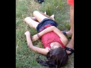 【閲覧注意】川で遊んでいた7歳の少女、親が目を離した隙に溺死してしまう・・・(動画あり)