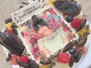 【画像】地下アイドルさん、18歳の誕生日に凄まじい嫌がらせを受け大炎上wwwwww