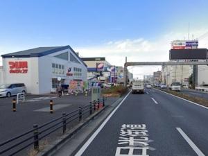 【埼玉】自殺?日光街道でヤバい自転車乗りが撮影される。