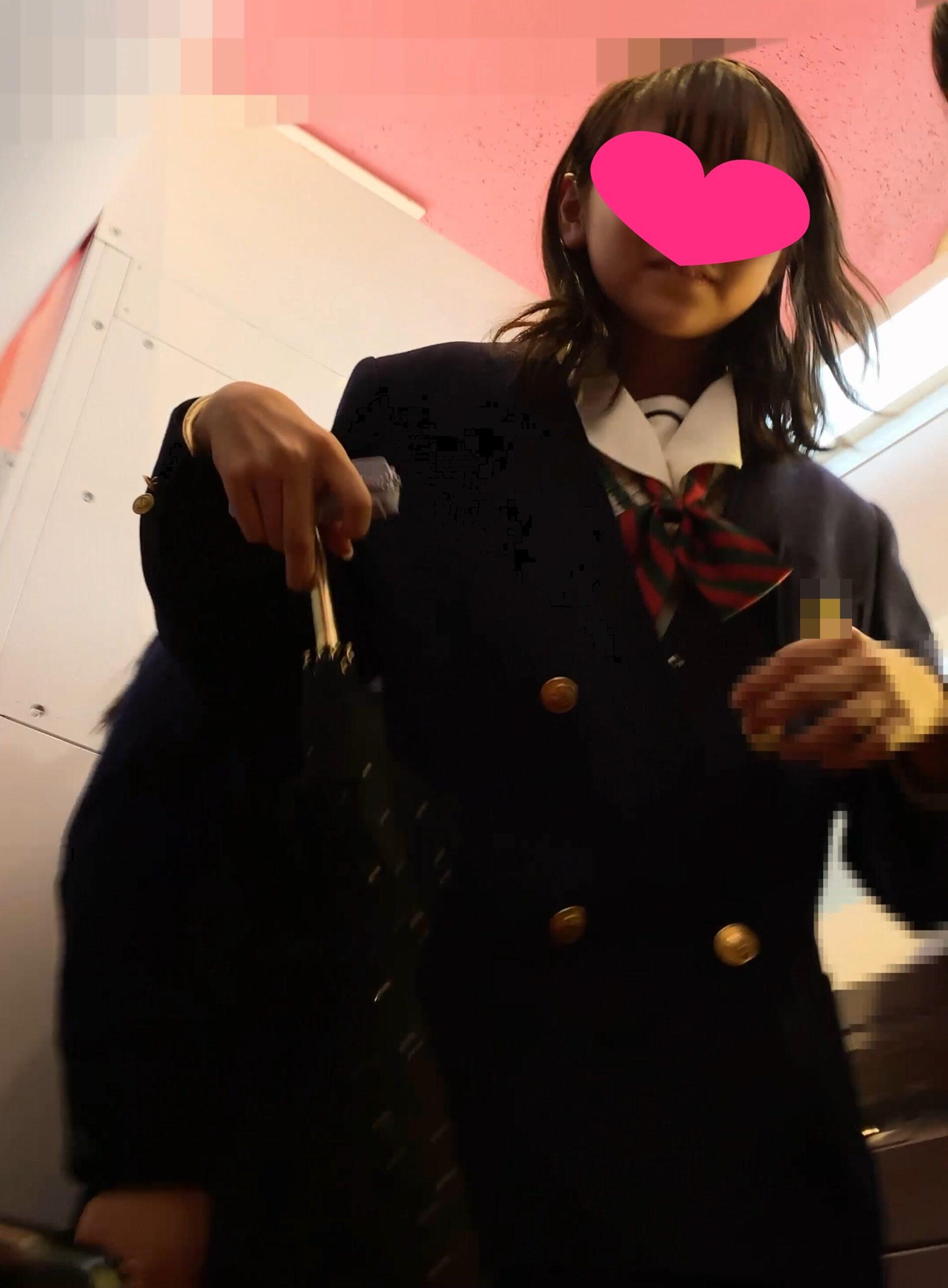 #40 お嬢様系アイドルの卵○CのロリP。3人組プリクラ撮影2回分、2カメ体制。画像つき詳細レビュー