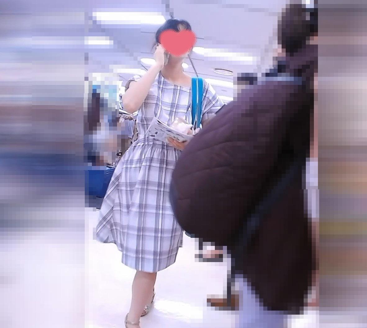 <新作>かわいい私服ちゃんたちのおパンツ拝見(No.39)画像つき詳細レビュー