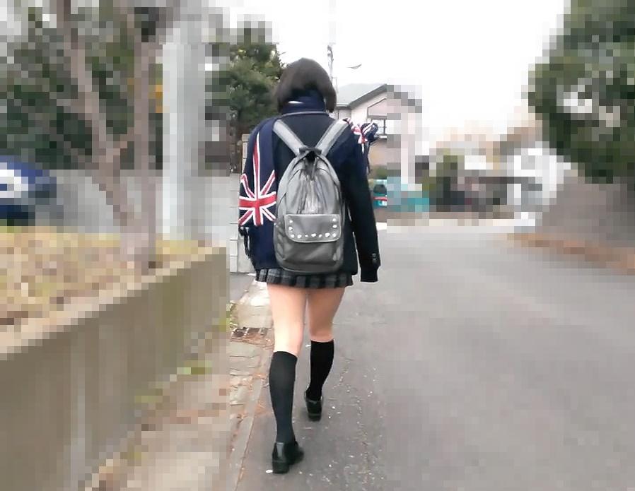 通学中に何度も撮られるJKちゃん vol.1画像つき詳細レビュー